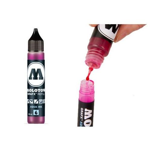 Recharge marqueur GrafX -  Molotow