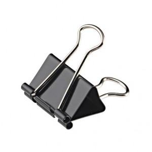 Pince métal double clip
