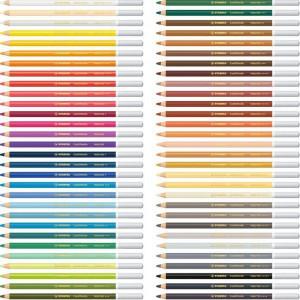 Crayon pastel CarbOthello - Stabilo