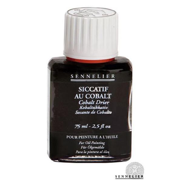 Siccatif au cobalt Flacon 75 ml - Sennelier