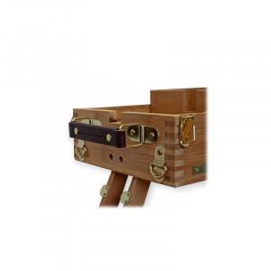 Boîte chevalet à tiroir