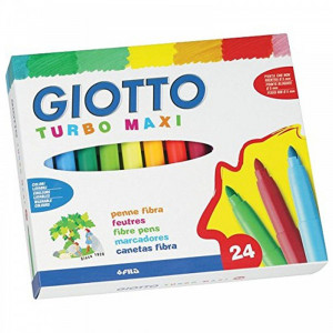 Feutres Turbo Maxi - Giotto