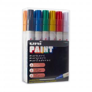 Boîte de 12 marqueurs PAINT Marker PX20
