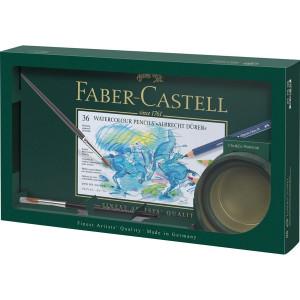 Coffret Albrecht Dürer + Clic&Go + pinceau - Faber-Castell
