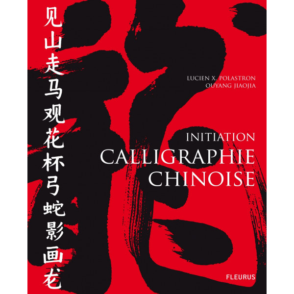 Initiation calligraphie chinoise - Livre