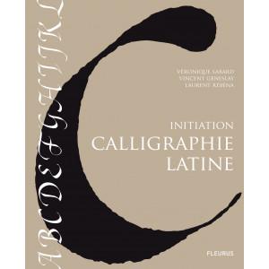 Initiation Calligraphie Latine - Livre
