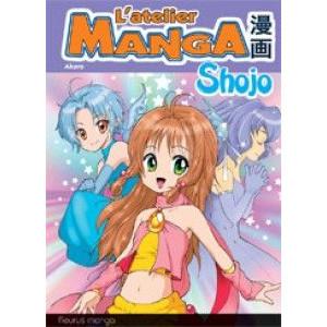L'atelier manga shojo - Livre