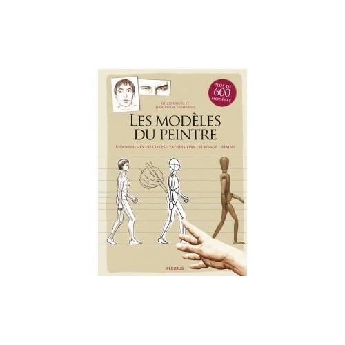 Les modèles du peintre - livre