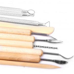 Set de sculpture 14 outils