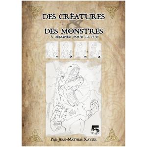 Des créatures et des monstres - Livre