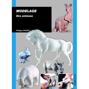 Modelage des animaux - livre
