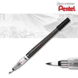 Feutre pinceau rechargeable -  Pentel Color Brush GFL-101
