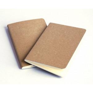 Travel booklets - Lot de 2 carnets - Hahnemühle