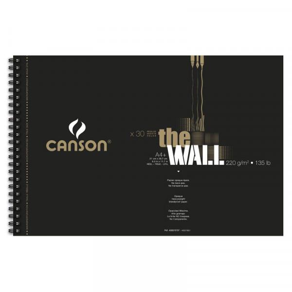Bloc de papier The Wall - Canson