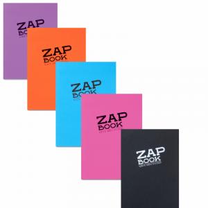 Zap Book encollé - 160 feuilles 80gr - Clairefontaine