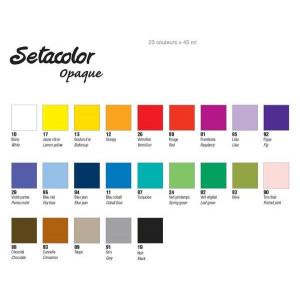 Peinture tissu Setacolor - opaque - Pébéo