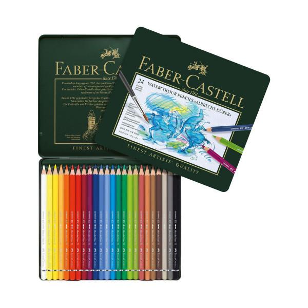 Boîtes de crayons aquarellables Albrecht-Dürer - Faber-Castell