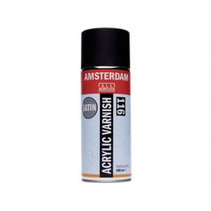 Vernis acrylique Satinée en bombe - Amsterdam