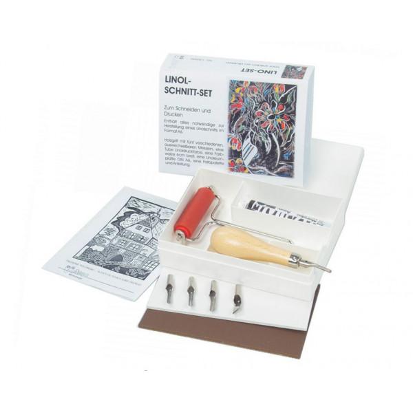 Set d'outils pour gravure - Abig