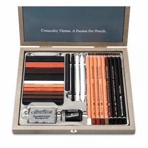 Coffret Passion box - Cretacolor