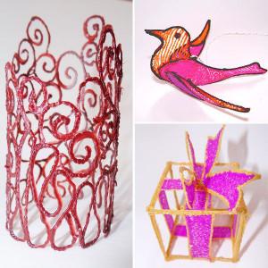 Stylo 3Dbrush - Léonard
