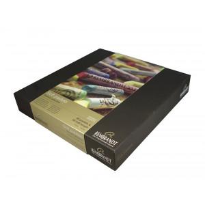 Coffret Pastel Rembrandt Master - 60 Pastels entiers + 60 demi-pastels
