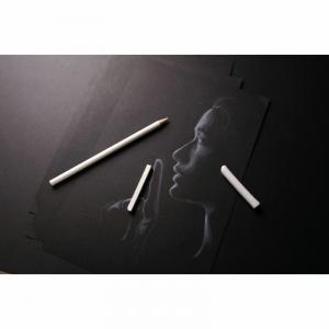 Bloc papier noir Carb'ON - 120gr - Clairefontaine