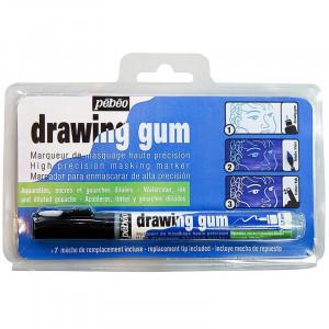 Marqueur de masquage Drawing gum - Pébéo