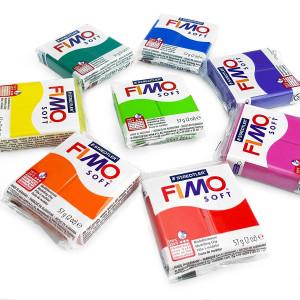 Pâte à modeler Fimo Soft 57gr