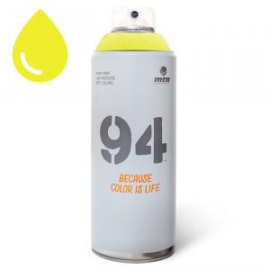 Bombe de peinture fluorescente - MTN 94 Montana