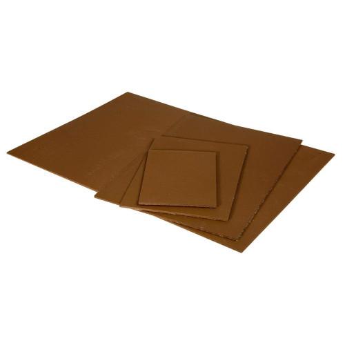 Plaques Linoléum marron- Abig