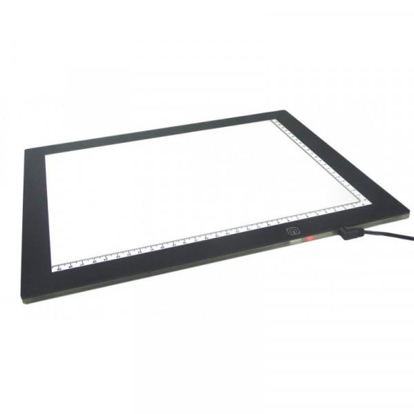 Table lumineuse LED - Art creation