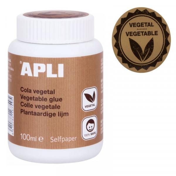 Colle végétale - Apli