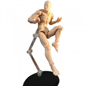 Mister GRAPH'IT - Figurine articulée homme + 1 Graphit Marker