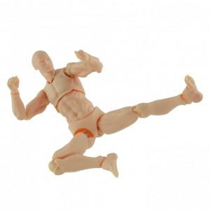 Mister GRAPH'IT - Figurine articulée homme + 1 Graphit Marker
