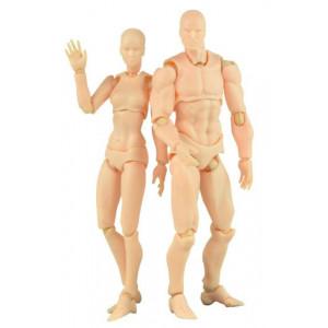 Miss GRAPH'IT - Figurine articulée de femme + 1 Graphit Marker