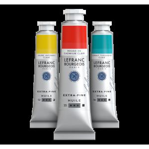 Peinture à l'huile extra-fine Lefranc & Bourgeois