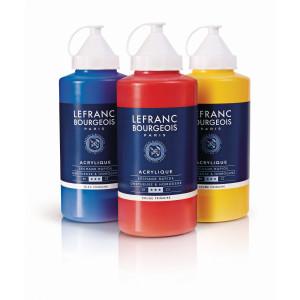 Acrylique fine 750ml - Lefranc Bourgeois