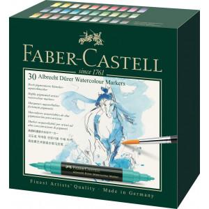 Boîte de 30 marqueurs aquarellables Albrecht Dürer - Faber-Castell