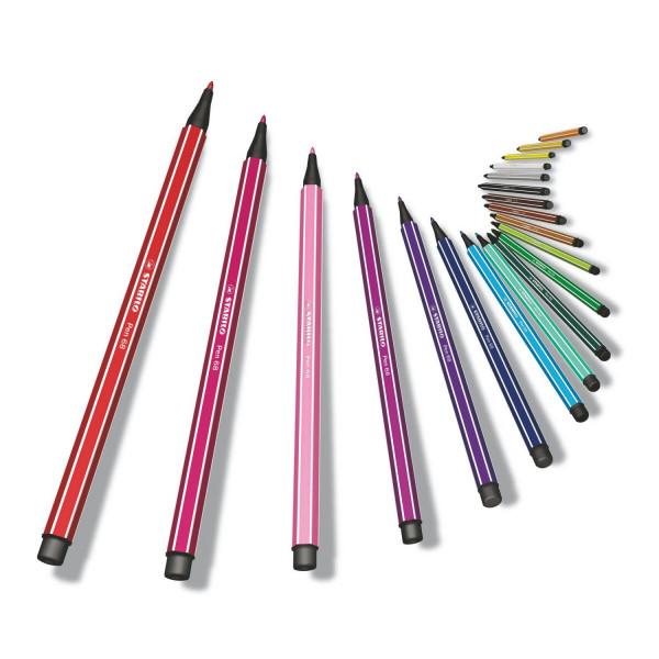 Feutre Stabilo Pen 68