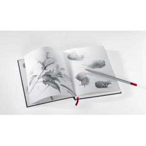 Carnet d'esquisse Nostalgie - 190gr - Hahnemühle