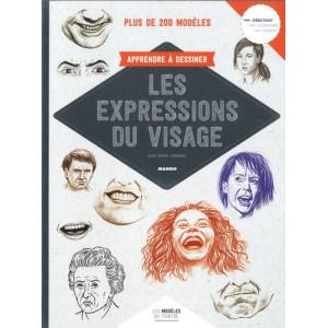APPRENDRE A DESSINER LES EXPRESSIONS - livre