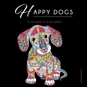HAPPY DOGS - Livre