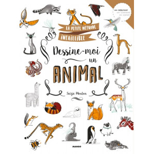 DESSINE-MOI UN ANIMAL - livre