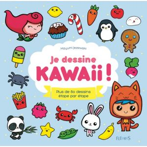 JE DESSINE KAWAI ! - Livre