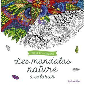MANDALAS NATURE (MES) - Livre