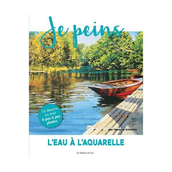 EAU A L'AQUARELLE (L') - Livre