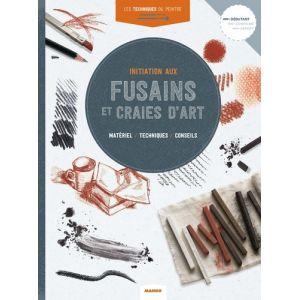 INITIATION AUX FUSAINS ET CRAIES D'ART - livre