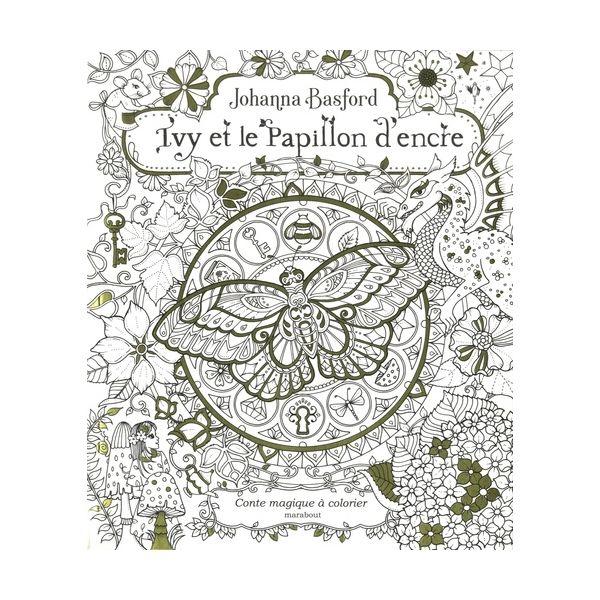 IVY ET LE PAPILLON D'ENCRE - Livre