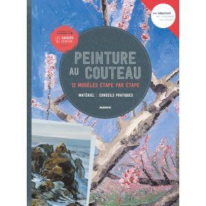 PEINTURE AU COUTEAU - Livre